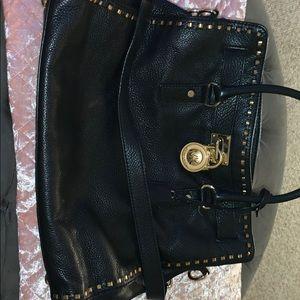 Leather Michael Kors Bag.